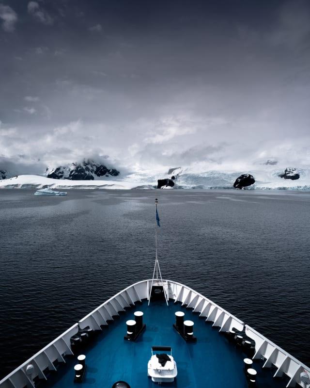 Antarktis Expedition - Abenteuer Urlaub - Abenteuer Schiff