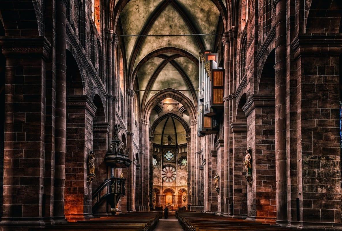 Dom von Worms in Rheinland-Pfalz