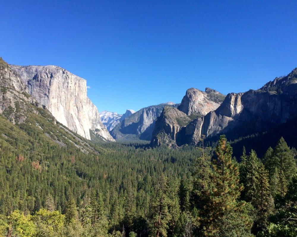 Yosemite National Park und El Capitan