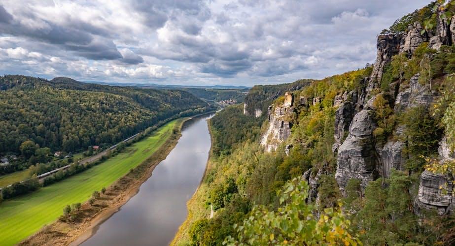 best places to visit in germany - sächsische schweiz