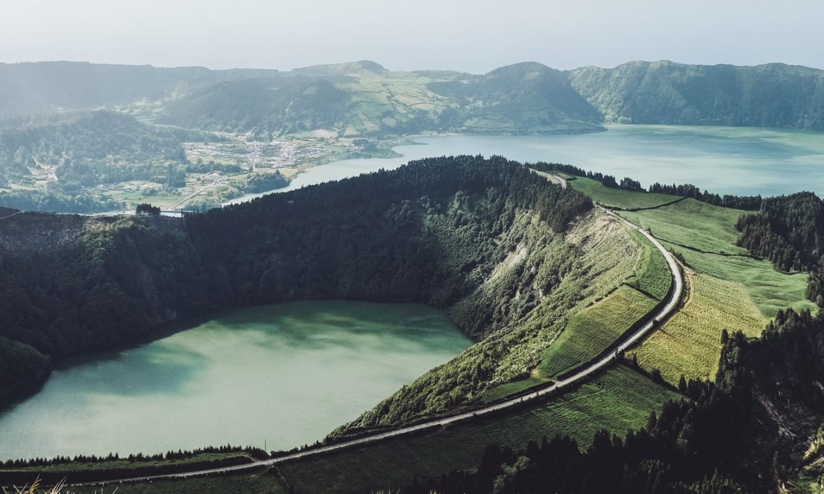 Sao Miguel, the green island of the Azores