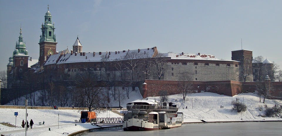 cheap new year destinations - krakow