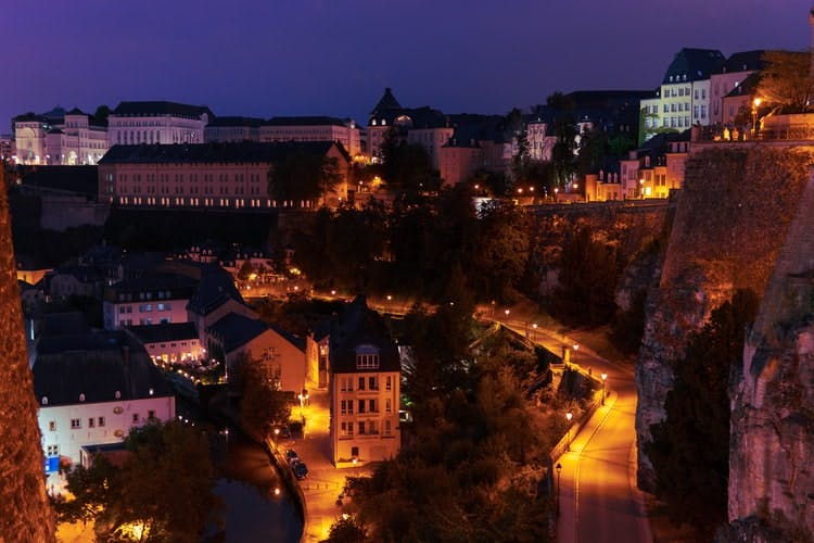 best places to travel in 2020 - luxembourg