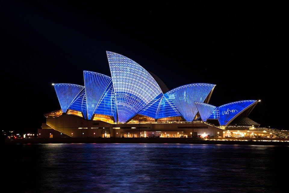 Operahouse in Sydney