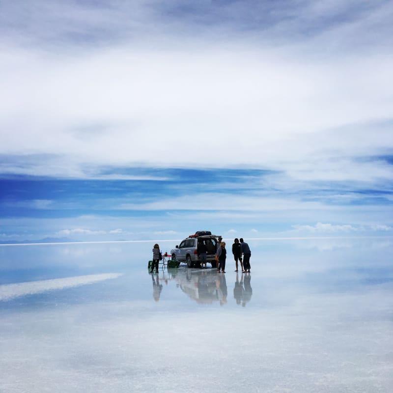 Abenteuer Urlaub - Abenteuer Reiseziel - Bolivien