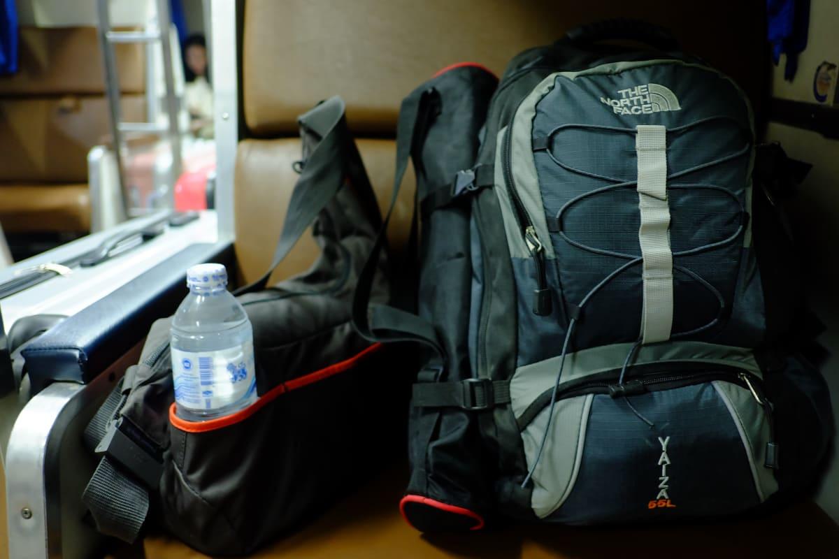 Reiseplanung - Reise planen - Tasche packen