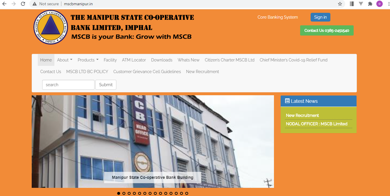 Manipur State Cooperative Bank Deputy Manager, MTS and Various 57 Posts | Bank job govtvacancy sarkari naukri bank job 2020 govt bank job govt vacancy bank Recruitment