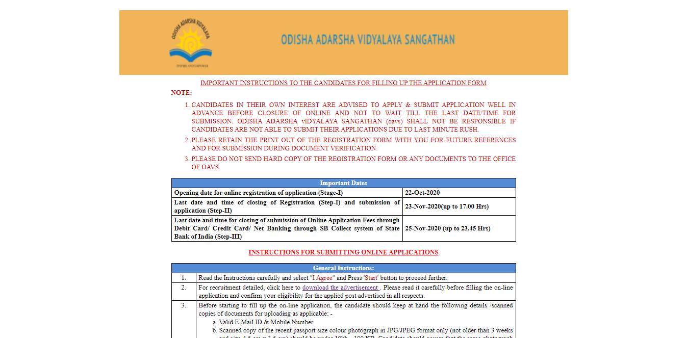 latest government vacancies in odisha for teacher, teacher vacancy in odisha, govt teacher job in india, tgt teacher job in india, tgt teacher job in odisha, Latest Government Teacher Vacancies in Odisha Adarsha Vidyalaya Sangathan