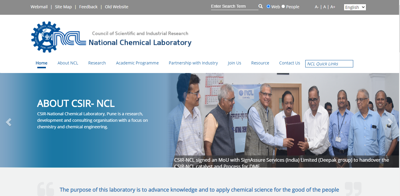 latest government vacancies for btech graduates, latest government vacancy in maharashtra, govt job in pune, govt vacancy for engineers, Latest Government Vacancies in National Chemical Laboratory for BTech BCA MCA 10th pass Govt Vacancy