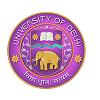 latest government vacancies in Delhi University for Non Teaching Staff, Govt Jobs for 10th pass, 12th pass, ITI pass, Graduates, Post Graduates