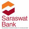 latest government vacancies in Maharashtra, Saraswat Bank Vacancy, B.Com, M.Com, MBA pass Jobs in Bank