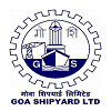latest government vacancies in Goa, Govt Vacancy in Goa Shipyard