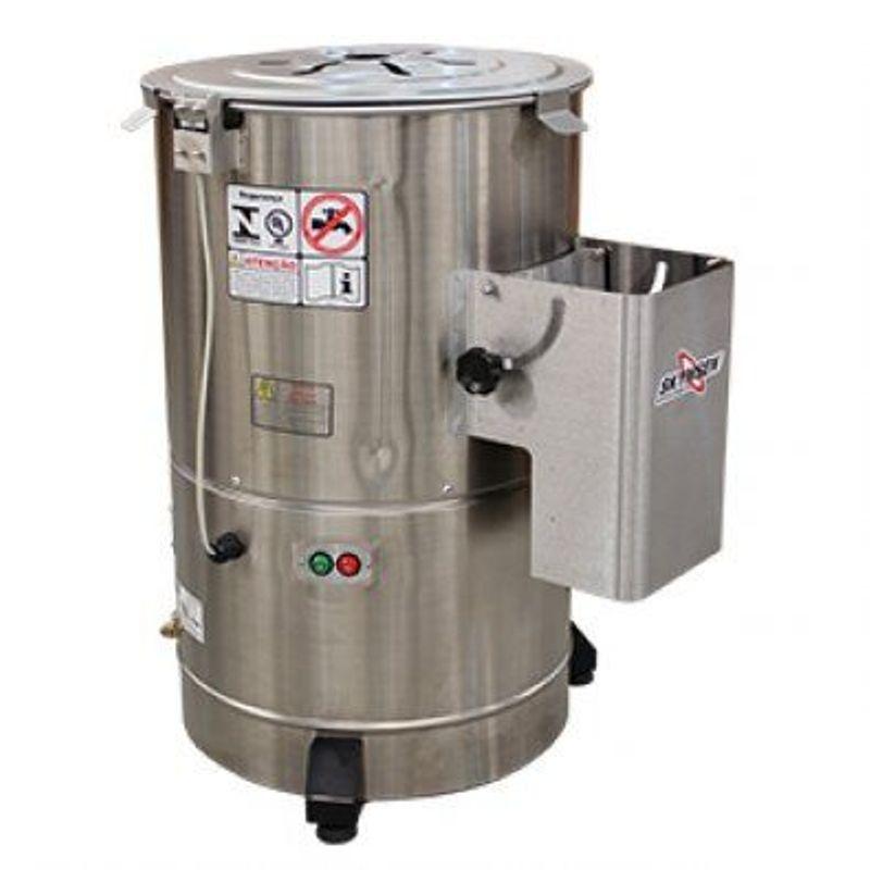 DESCASCADOR INOX, 10 KG DB-10