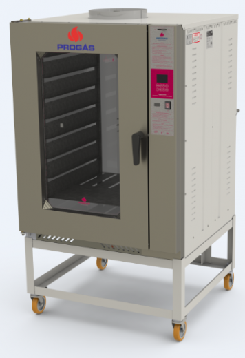 FORNO TURBO A GAS PRP-8000 STYLE G2