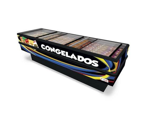 ILHAS PARA CONGELADOS – PIC  VIDRO RETO 3000