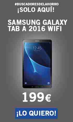 Feb - Samsung Galaxy Tab A 2016