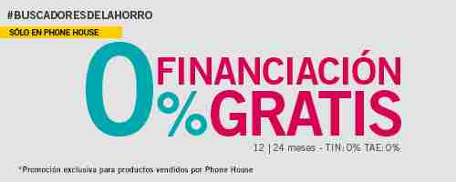 Financiación - Phone House