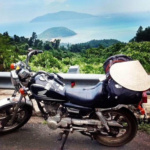 My motorbike was a Honda 150cc