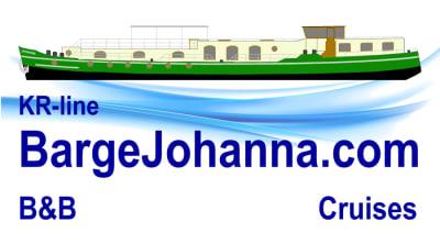 Barge Johanna, B&B and Cruises