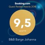Booking com award 2018