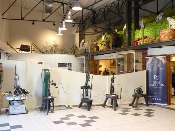 Dom Caudron museum