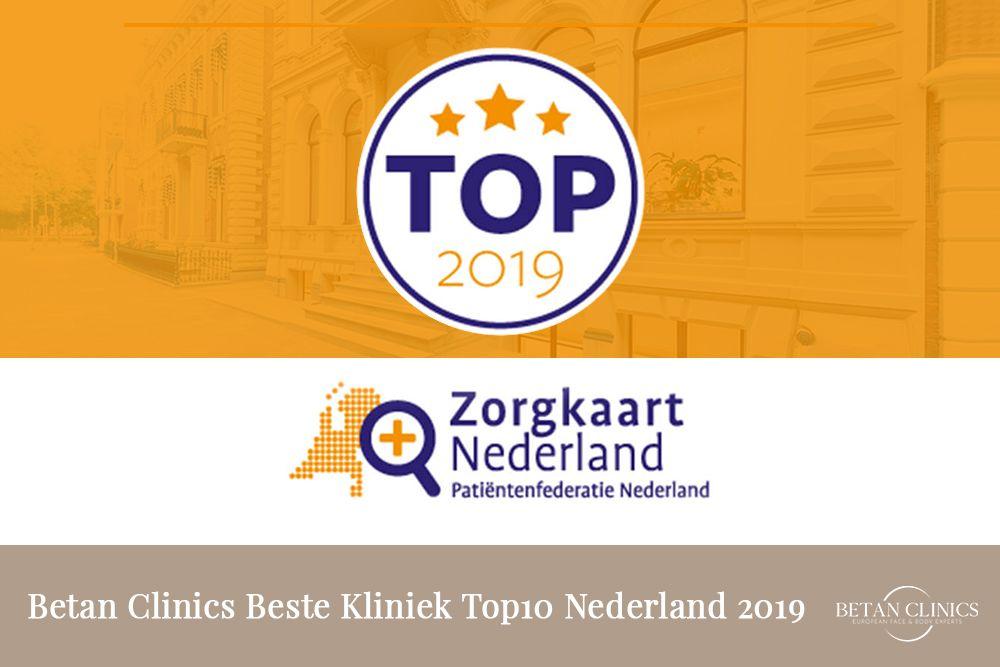 beste kliniek top 10 nederland - post
