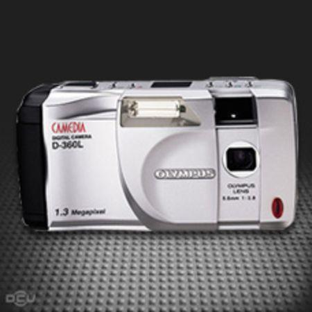 Olympus c-860l d-360l parts-list service manual download.
