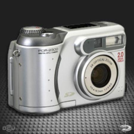 Amazon. Com: toshiba pdr-m60 2. 3mp digital camera w/ 2x optical.