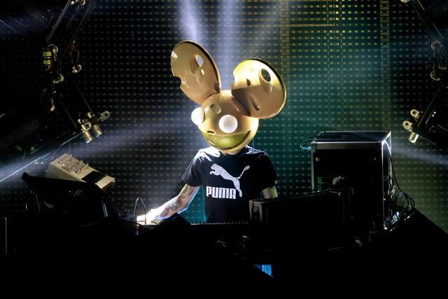 Deadmau5 with Lights (18+)