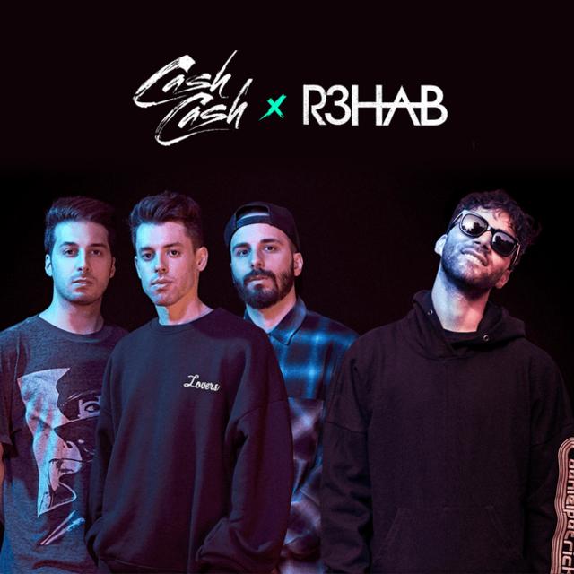 Cash Cash with R3hab (18+)