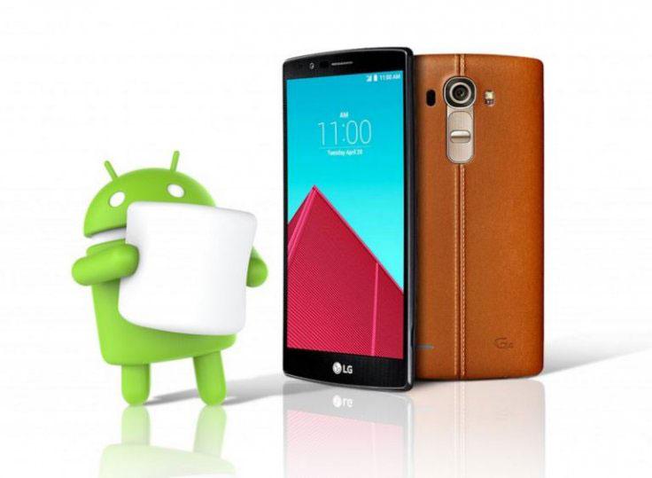 Marshmallow σε LG G4