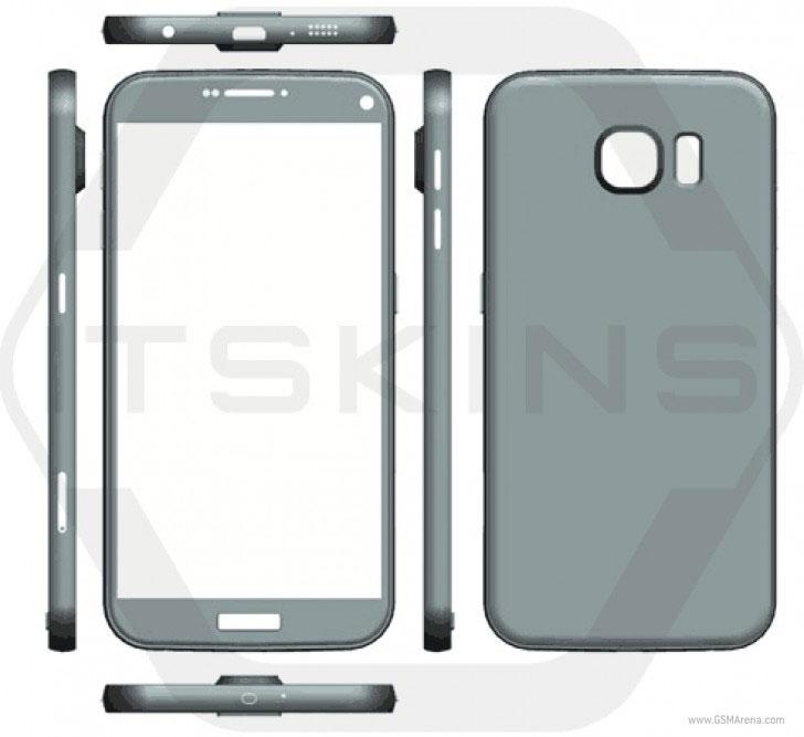 renders του Galaxy S7