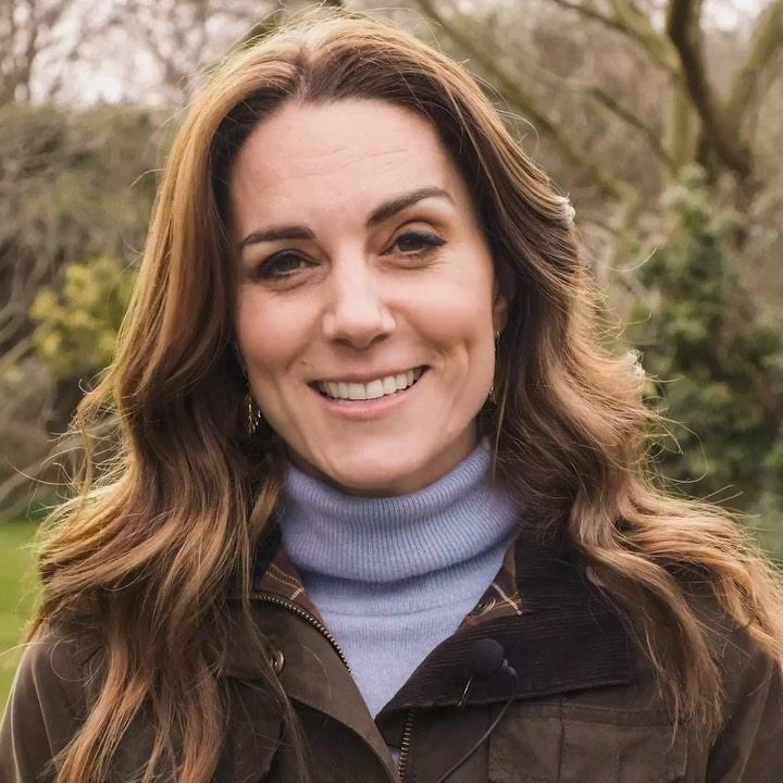 Кейт Миддлтон удивила британцев неожиданно смелым снимком
