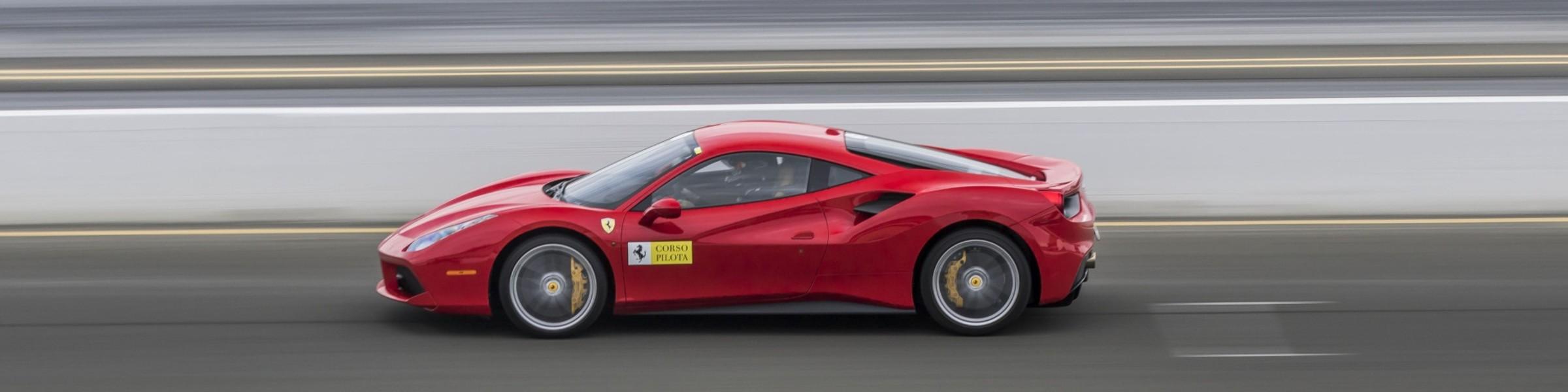 Ferrari North America Events Ferrari Corso Pilota Driving School