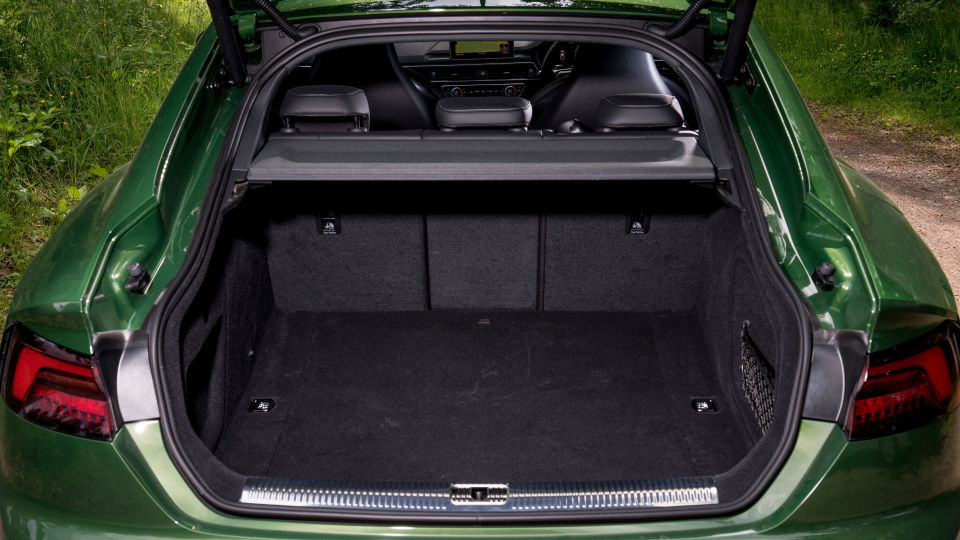 RS5 Sportback Rear Hatch