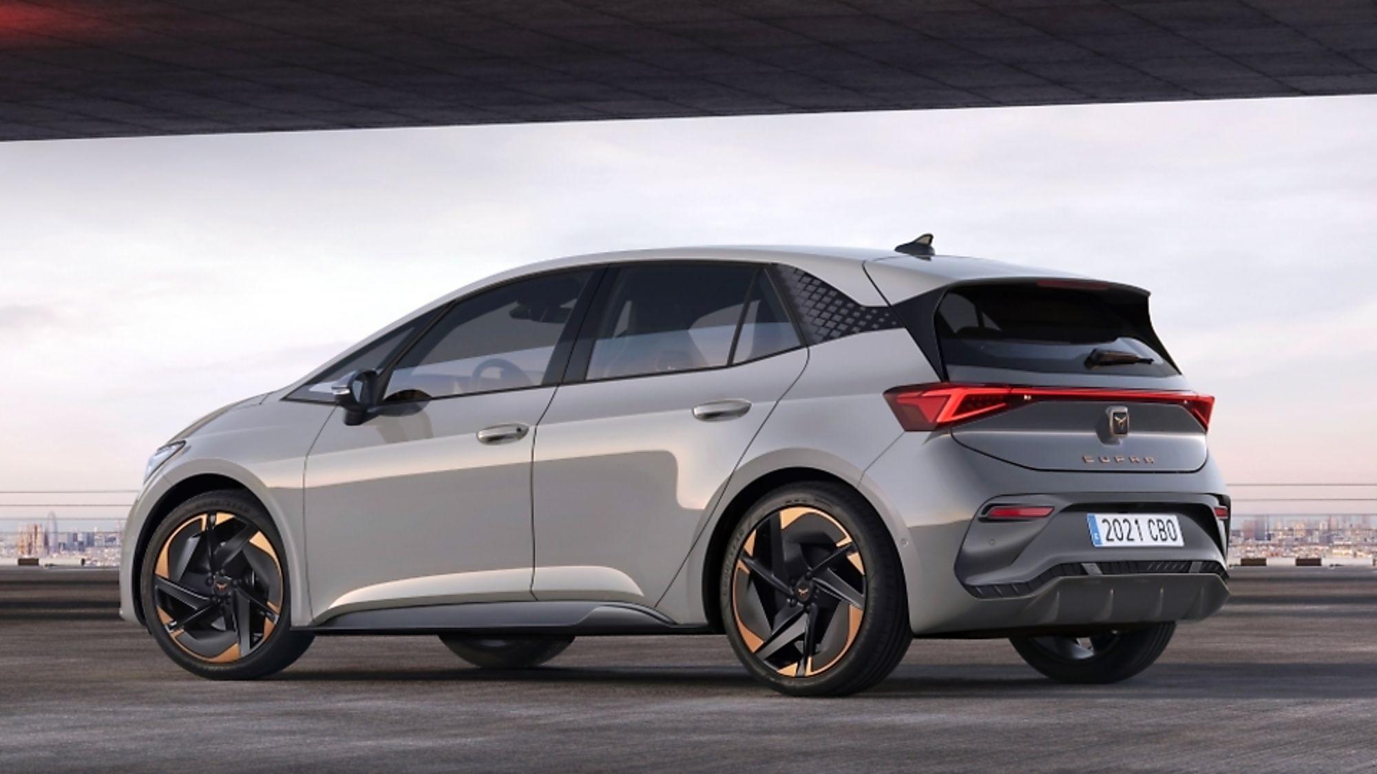 CUPRA: Enter the all-new Born sporty EV hatch