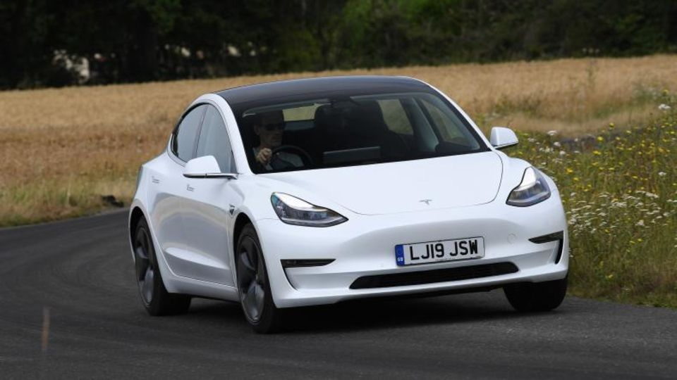 Tesla Model 3 How Good to Drive