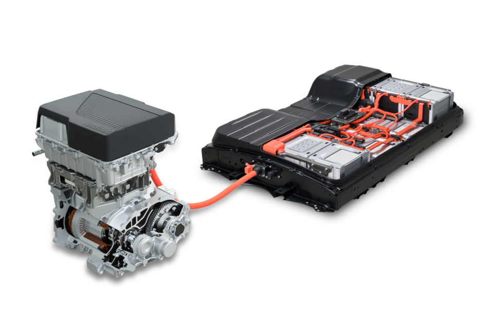 Nissan Lead e+ Battery