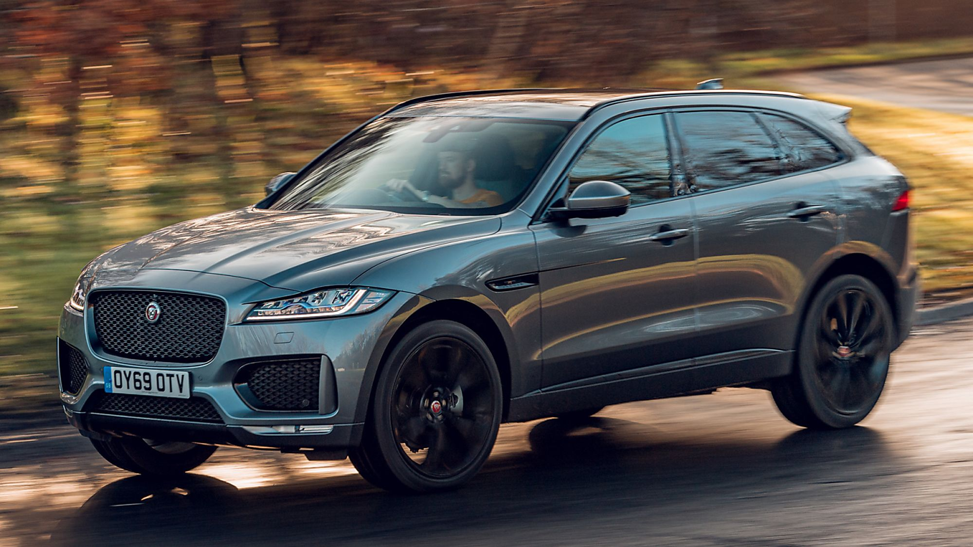 Review: Jaguar F-Pace P250 Chequered Flag   Driver Buddy