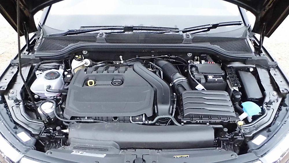 Skoda Kamiq Engine