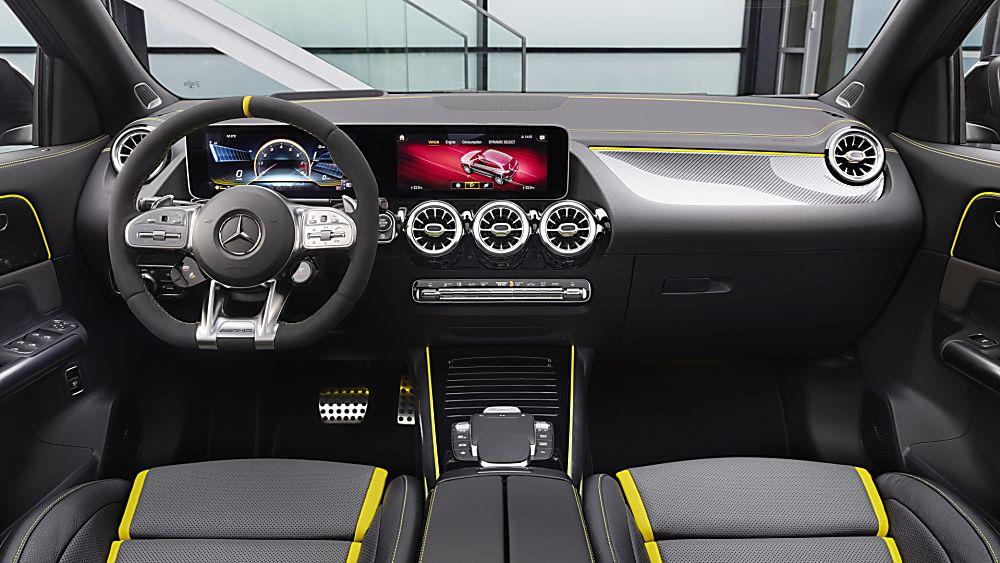 Mercedes-AMG A45S Interior