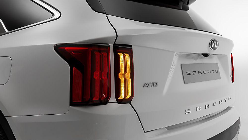 Kia Sorento Rear Lights