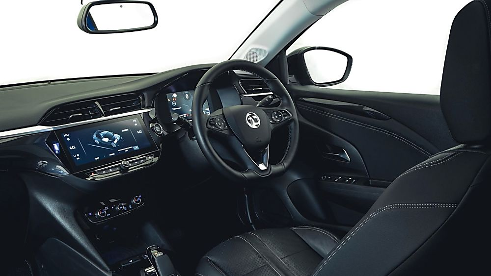 Vauxhall Corsa-e Interior