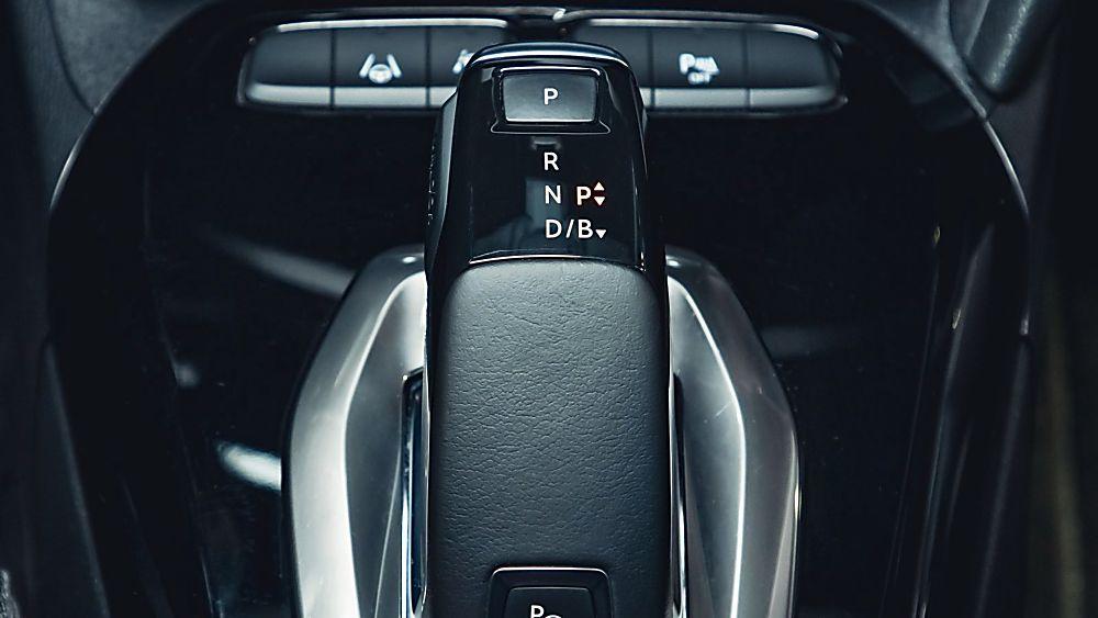 Vauxhall Corsa-e Controls