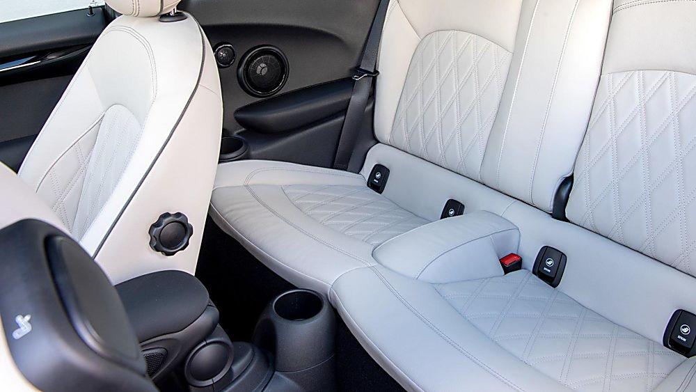 Mini Electric Rear Interior