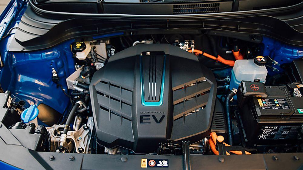 KIA Soul EV Engine