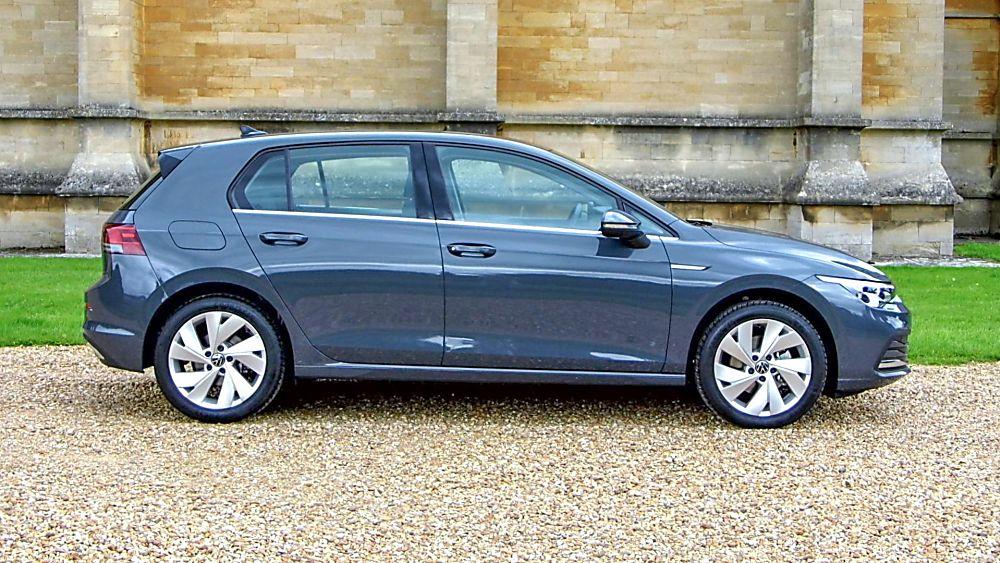 2020 Volkswagen Golf Mk8 All new exterior panels