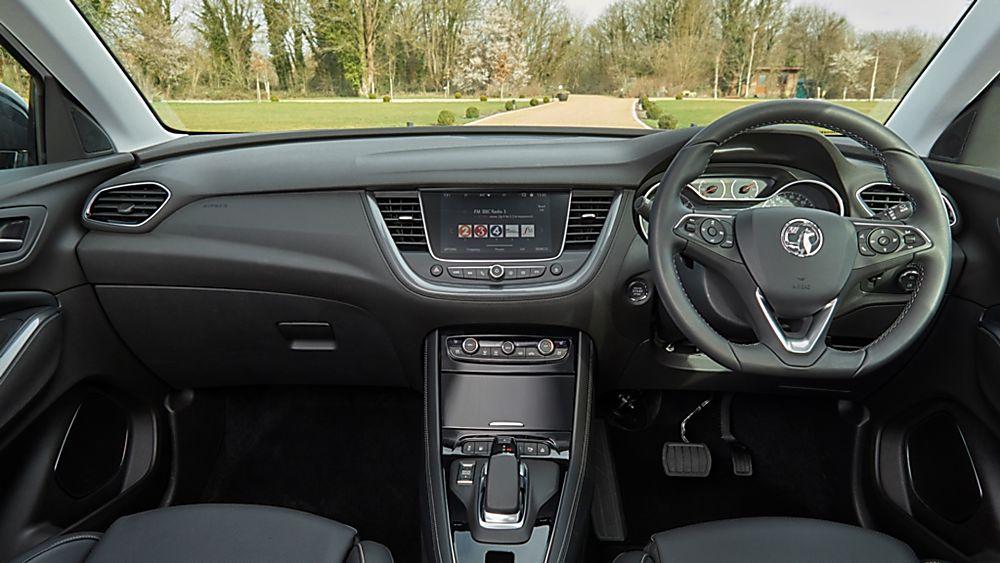 Vauxhall Grandland X Hybrid4 Interior
