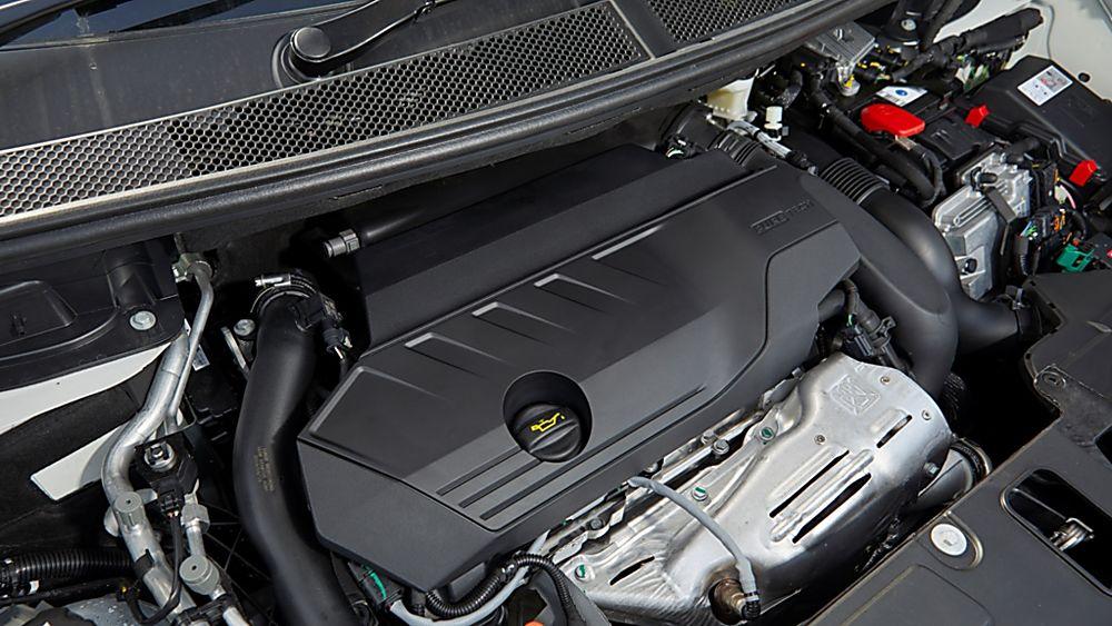 Vauxhall Grandland X Hybrid4 Engine
