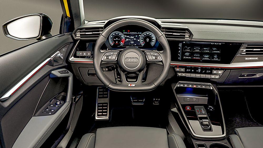 Audi S3 2020 Dash